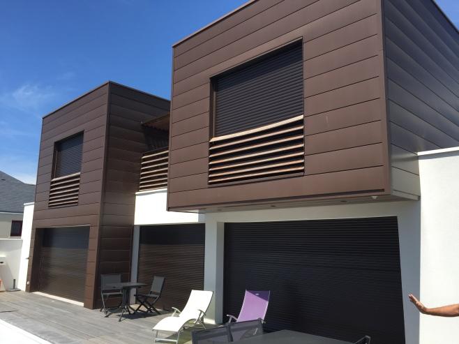 maison S - facade